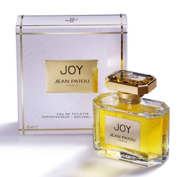 Joy, Jean Patou é um dos os 7 perfumes femininos que mais chamam atenção