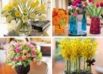Veja como decorar uma casa com flores