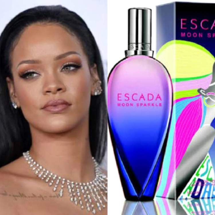Perfume favorito da Rihanna