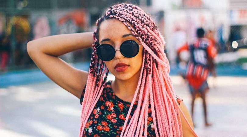 Fazer tranças é uma maneira de mudar o visual sem cortar o cabelo