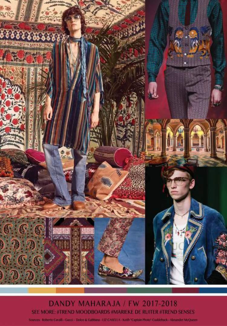 Tema Indochine é uma das tendências da moda outono inverno 2018
