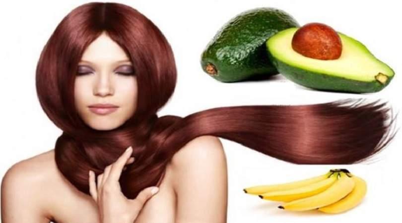 Receitas caseiras para hidratar os cabelos com frutas