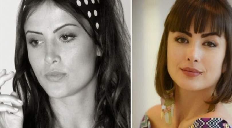 Sobrancelhas da Maria Casedevall - Antes e Depois