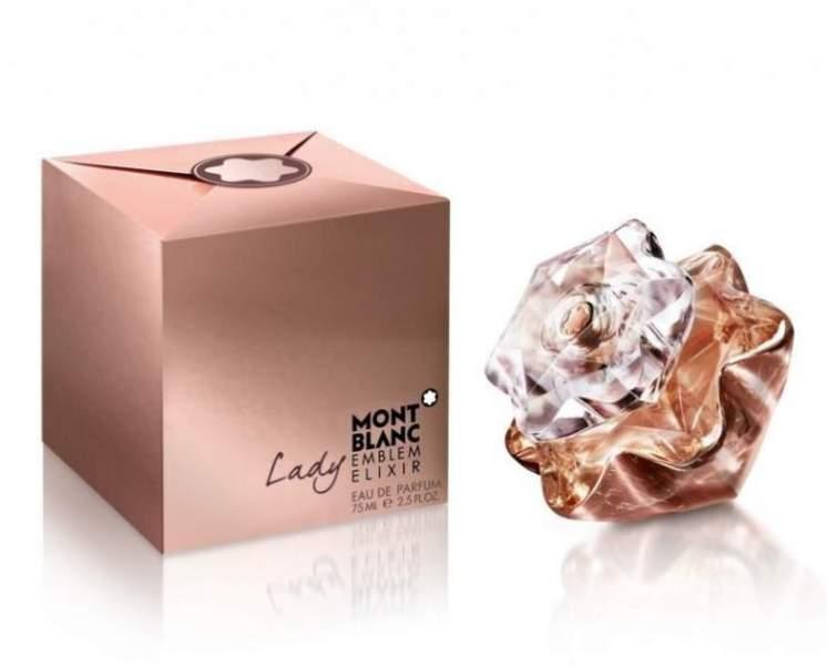 Dica de perfume: Lady Emblem Elixir Montblanc (Montblanc)