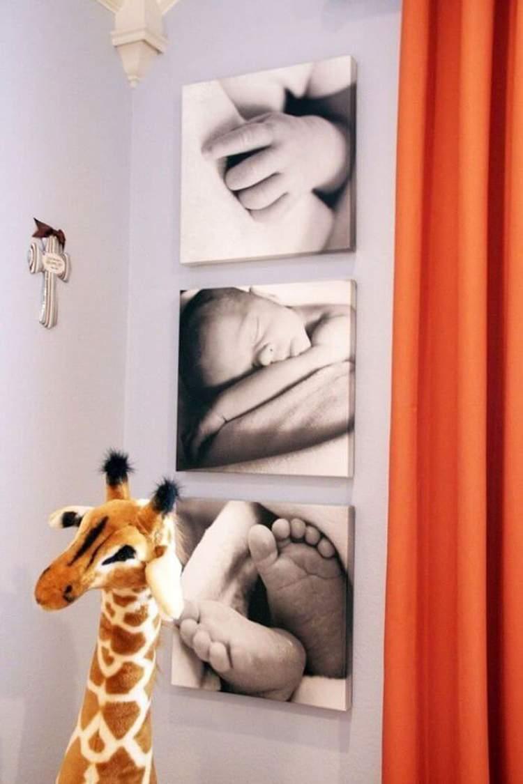 Como fazer a decoração do quarto do bebê