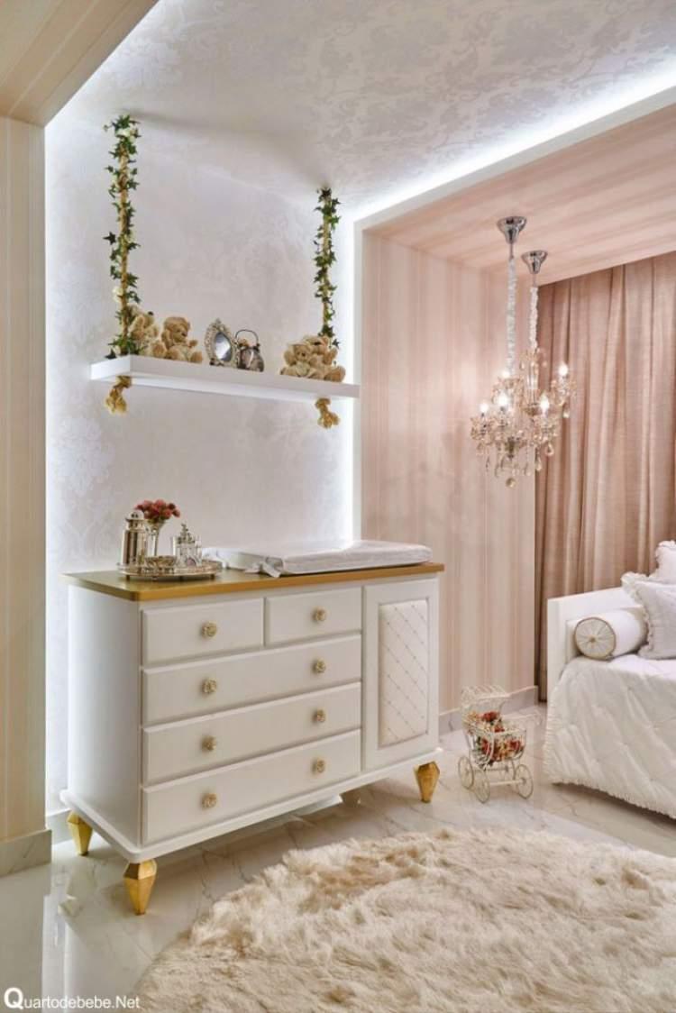 Ideia para decorar o quarto do bebê