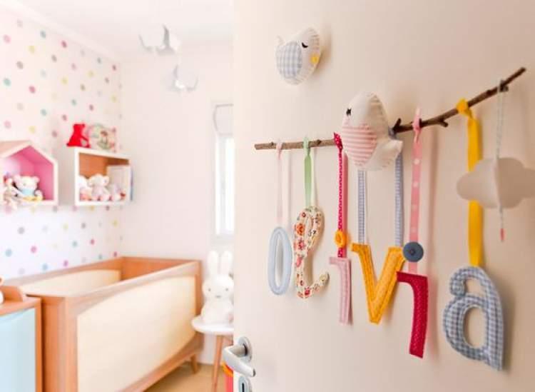 Veja como decorar o quarto do bebê