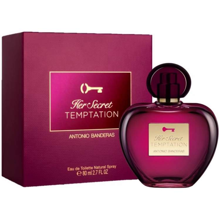 Her Secret Temptation é um dos melhores perfumes para dar de presente no Natal