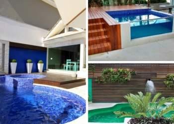Fotos de piscinas pequenas