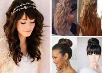 Sugestões de cabelo para o ano novo
