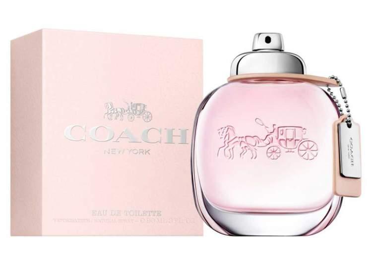 Coach Woman de Coach é um dos melhores perfumes estrangeiros