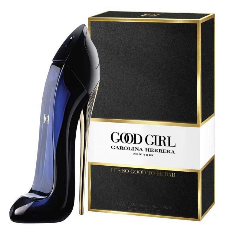 Good Girl de Carolina Herrera é um dos perfumes gringos que você precisa experimentar