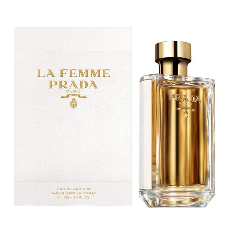 La Femme de Prada é um dos melhores perfumes para mulheres