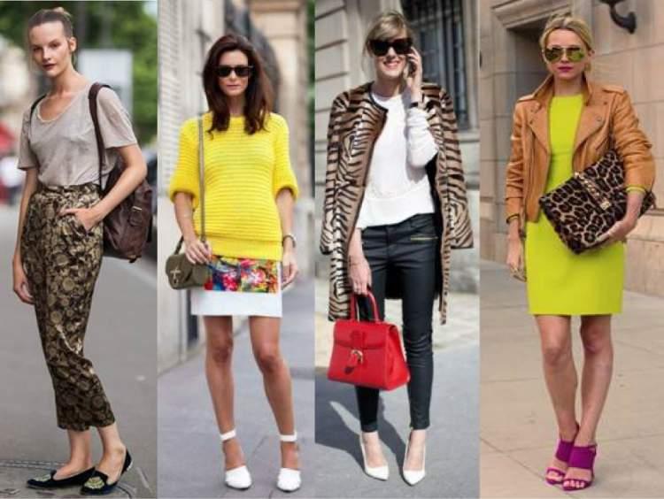 Combinar sapato e bolsa é um dos erros que deixam o look feminino sem graça