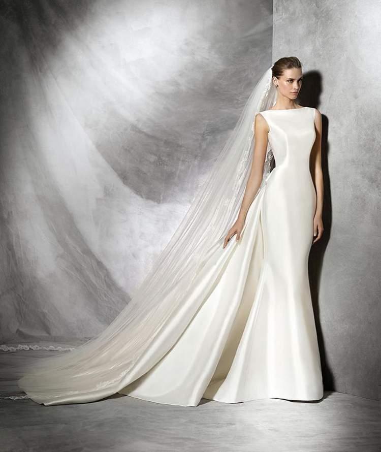Vestido de Noiva Estruturado