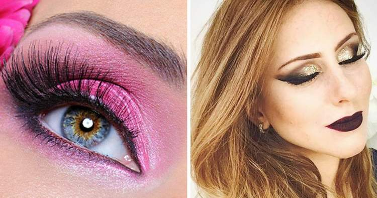 Aprenda como fazer maquiagem degradê nos olhos