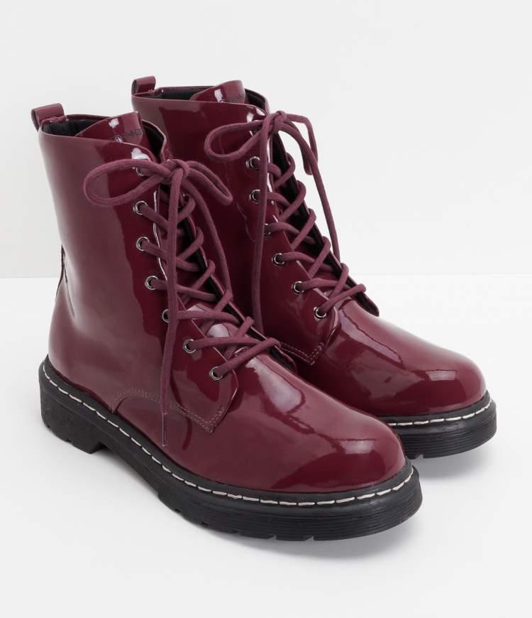 Coturnos entre os calçados da moda inverno 2018