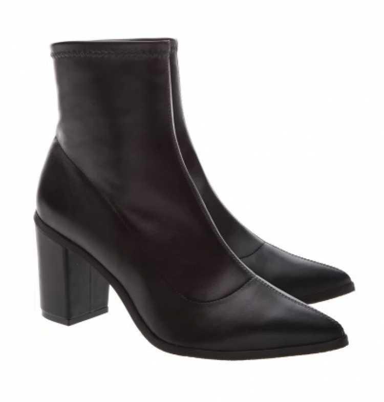 Sock boot é uma forte aposta para o inverno das fashionistas