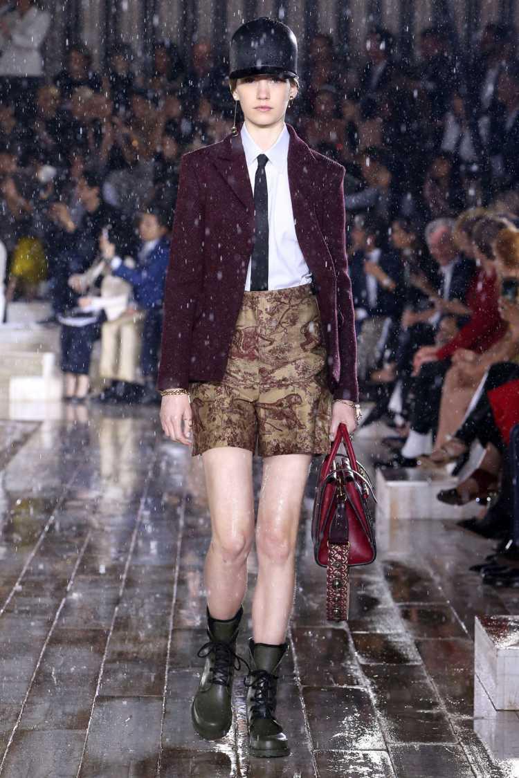 Acessórios pesados na moda 2019