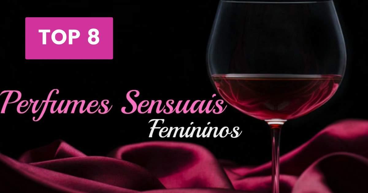 Perfumes sensuais para mulheres calientes