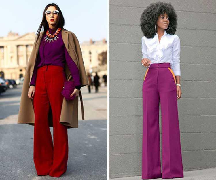 Ultravioleta é a cor da moda inverno 2018