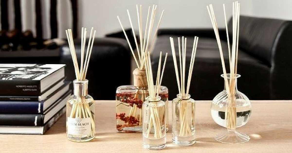 aromatizadores caseiros para deixar a casa cheirosa
