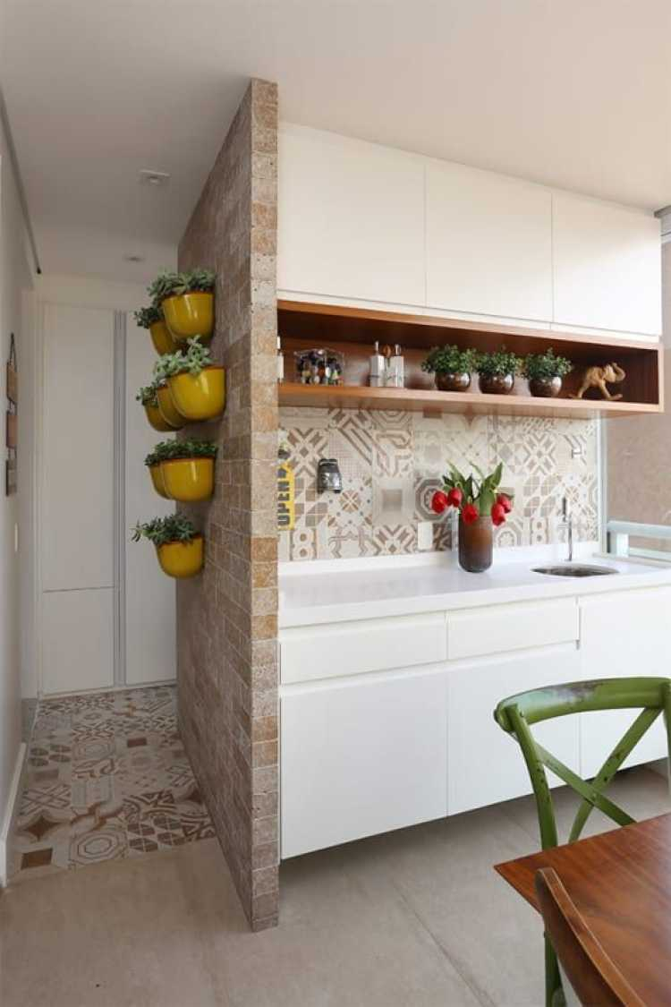 Plantas para decorar uma cozinha pequena