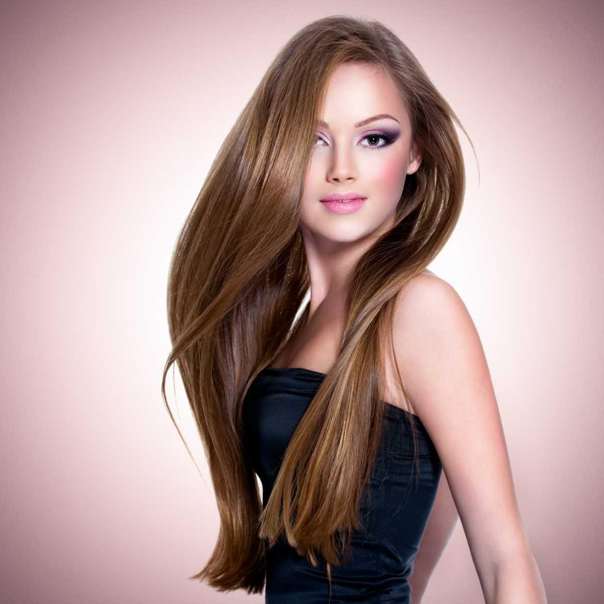 Tipo de corte feminino para cabelo longo