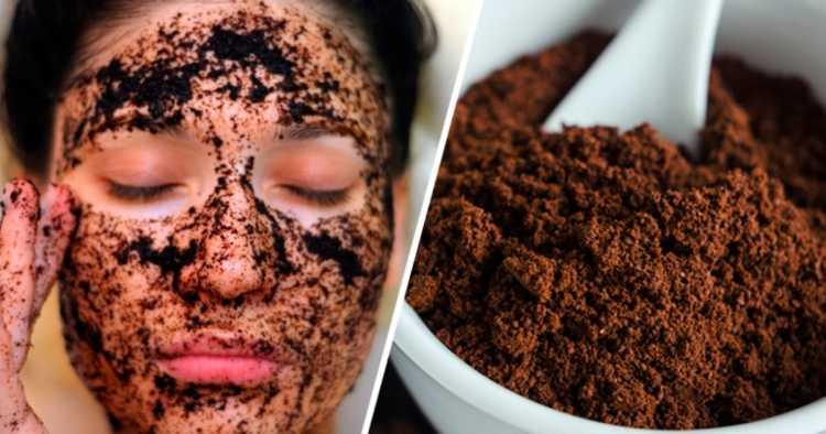 benefícios do café para a pele