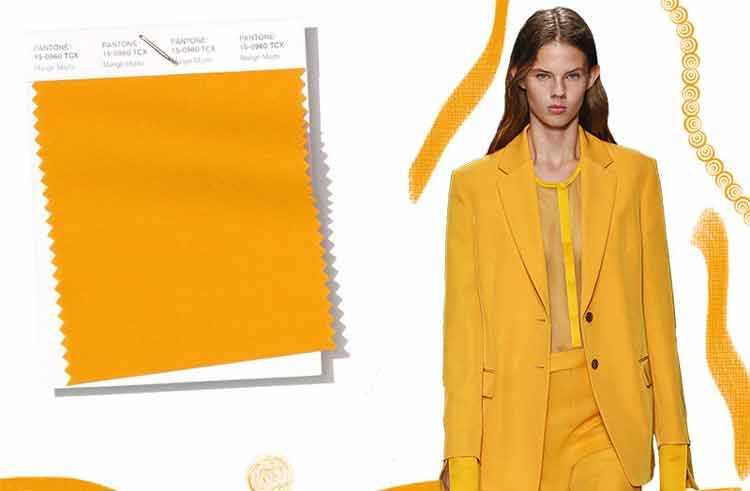Mango Mojito é uma das cores que são tendências da Pantone 2019
