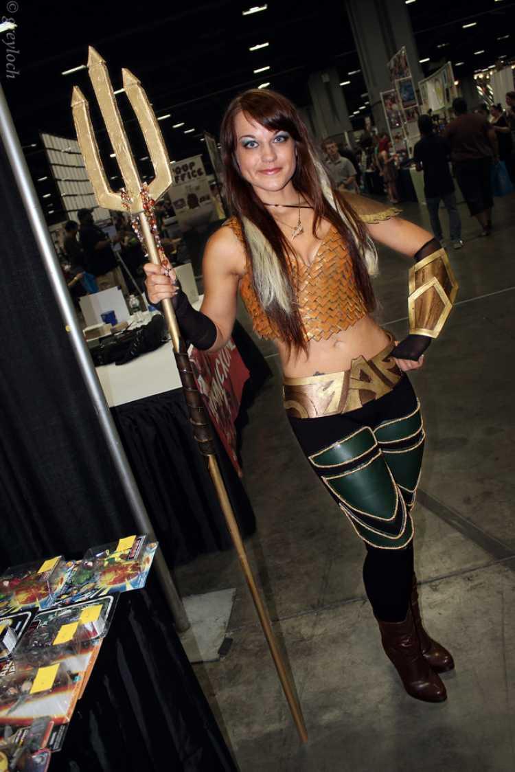 Aquaman fantasia de carnaval