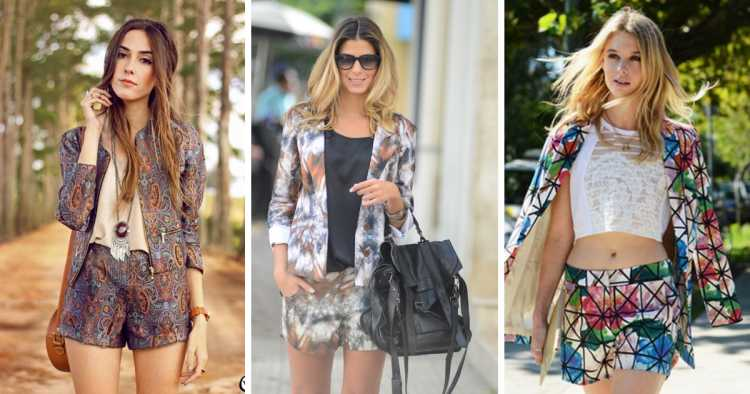 Conjuntinhos é uma das tendências de moda que seguirão absolutas em 2019