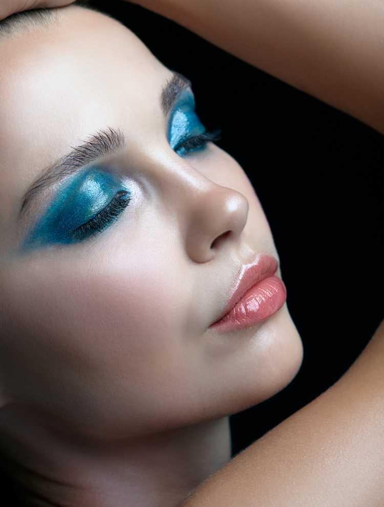 Sombra Gloss azul