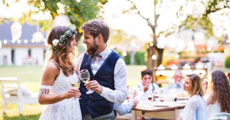Casamento em casa é tendência