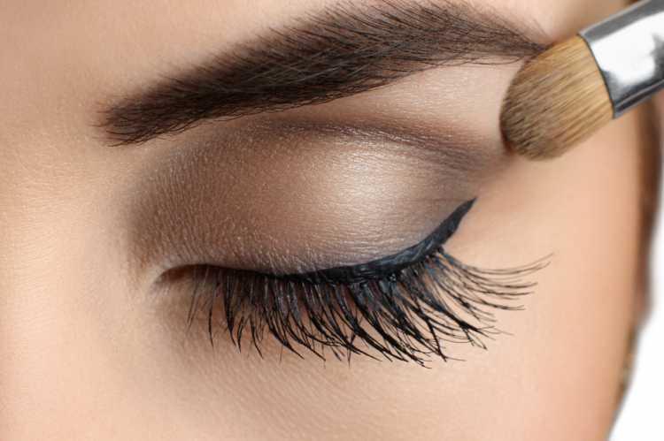 Maquiagem para casamento de dia olho