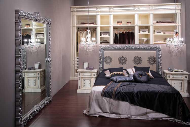 closet para uma princesa moderna