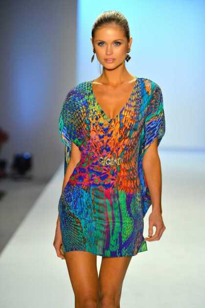 estampas coloridas animal print serão uma das principais tendências da moda para o verão 2020