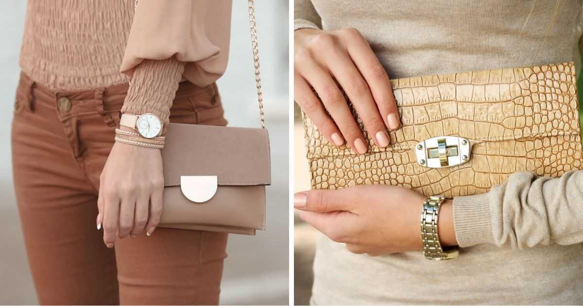 bolsas estilosas pequenas