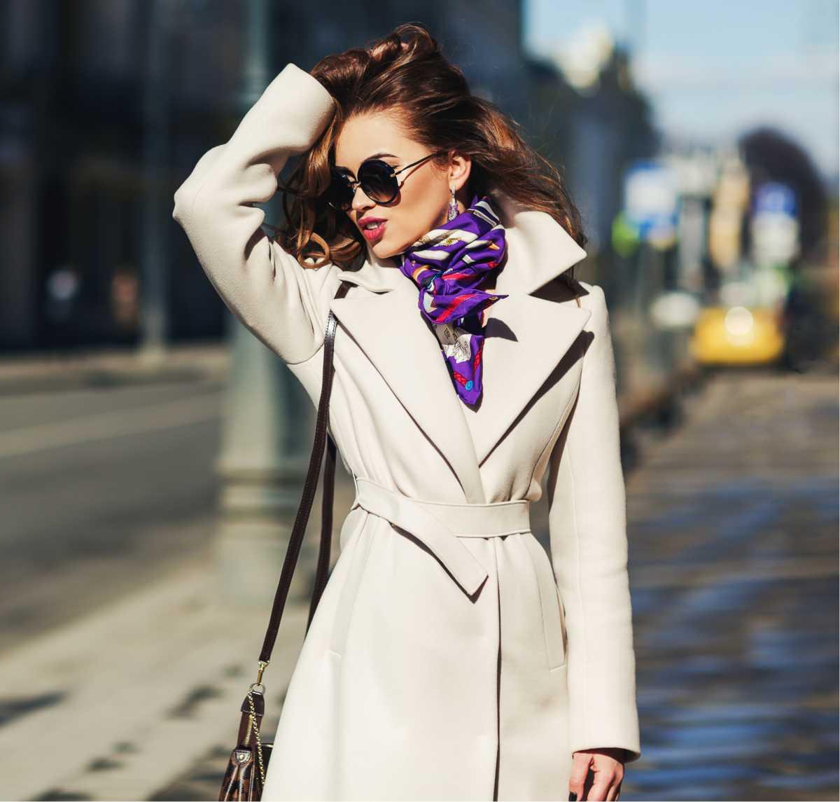 casacos chiques trench coats serão uma das trends do inverno 2019