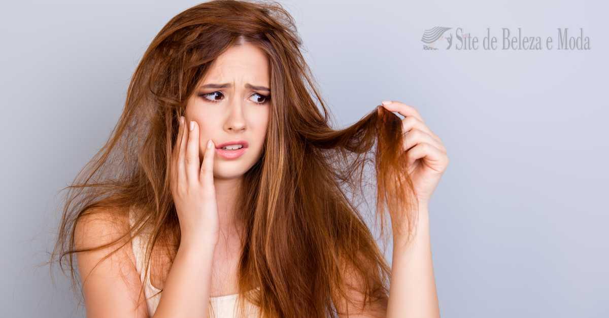 coisas que você jamais deve fazer ao secar o cabelo em casa