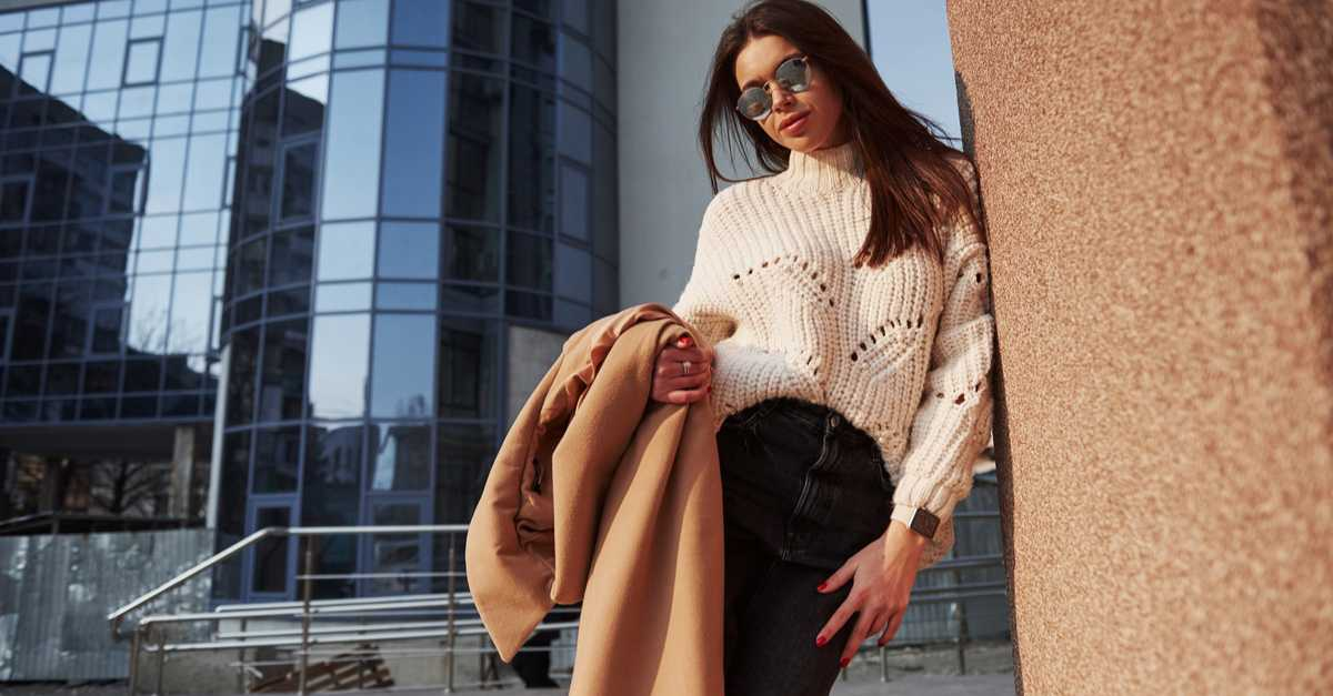 Peças de tricô serão tendência neste inverno