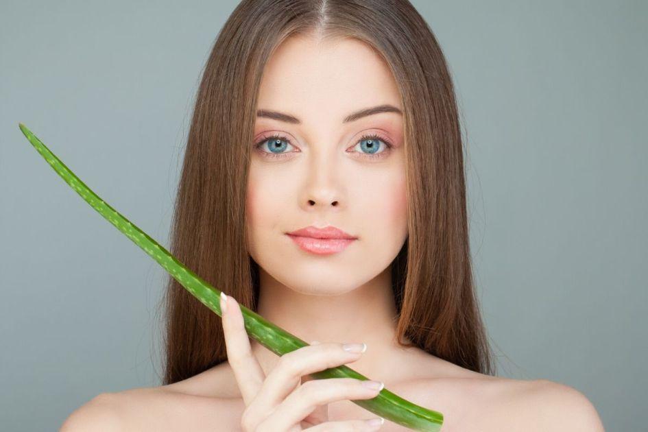 Benefícios da babosa no cabelo