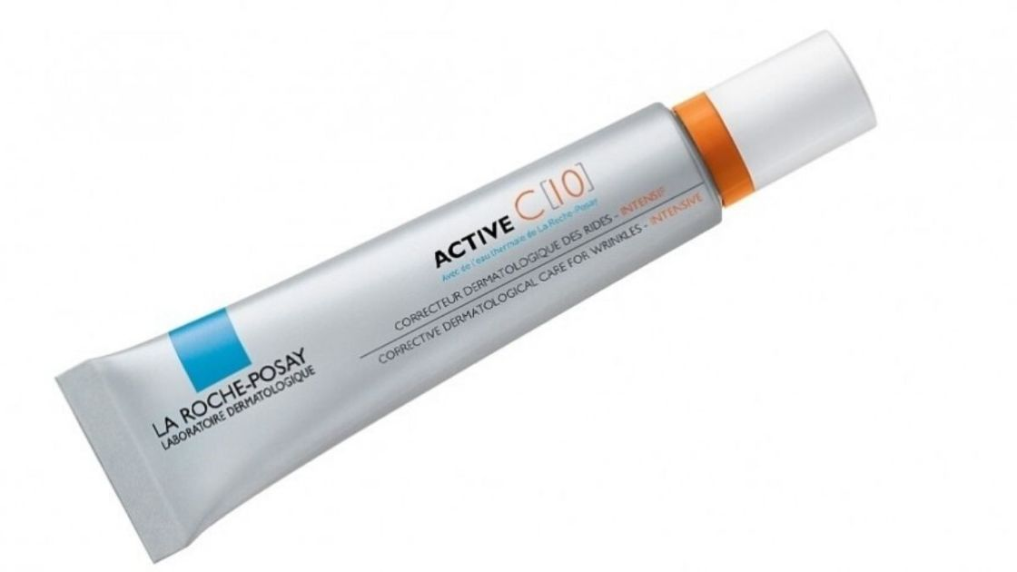 La Roche Posay Active C10 está entre os Melhores Cremes Antissinais