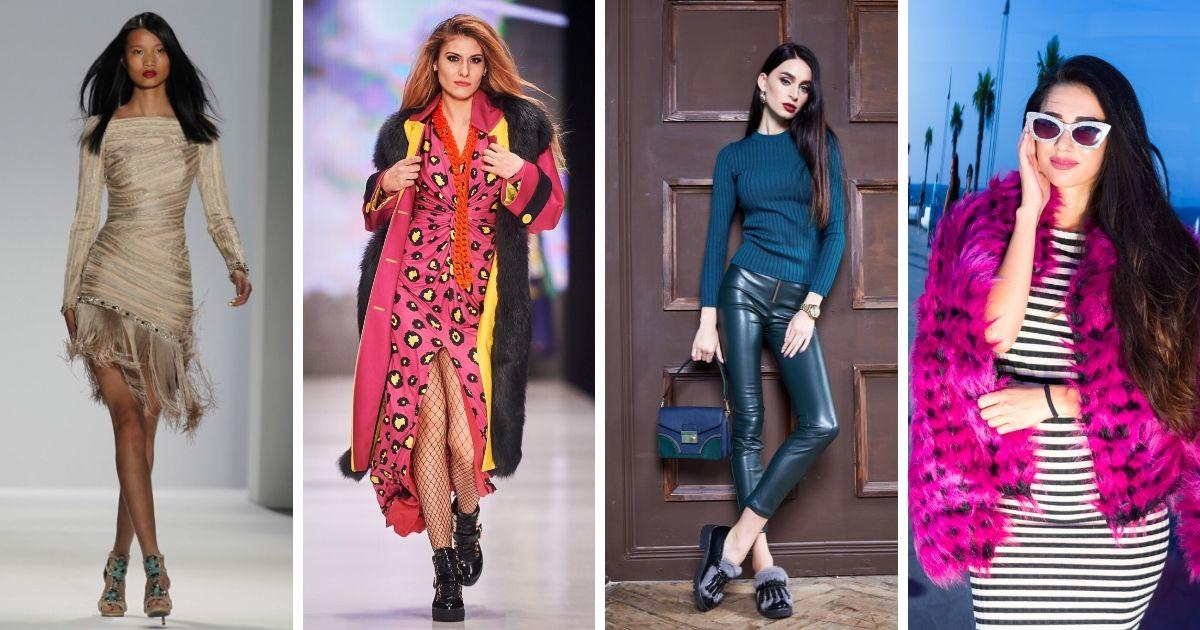 Looks da moda outono / inverno 2020 - Fotos: shutterstock