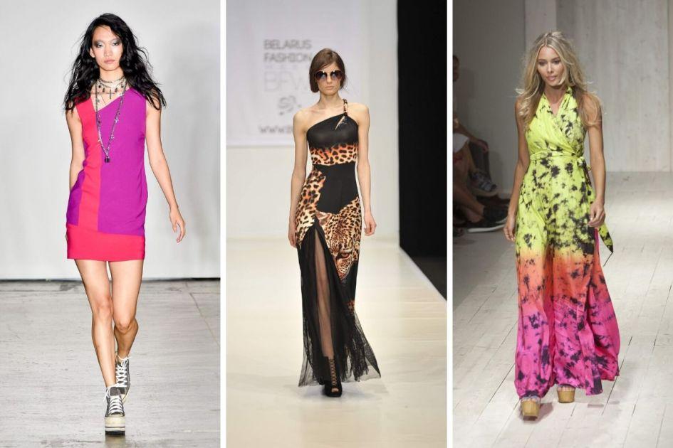 Vestidos em Dois Tons - Fotos: Shutterstock