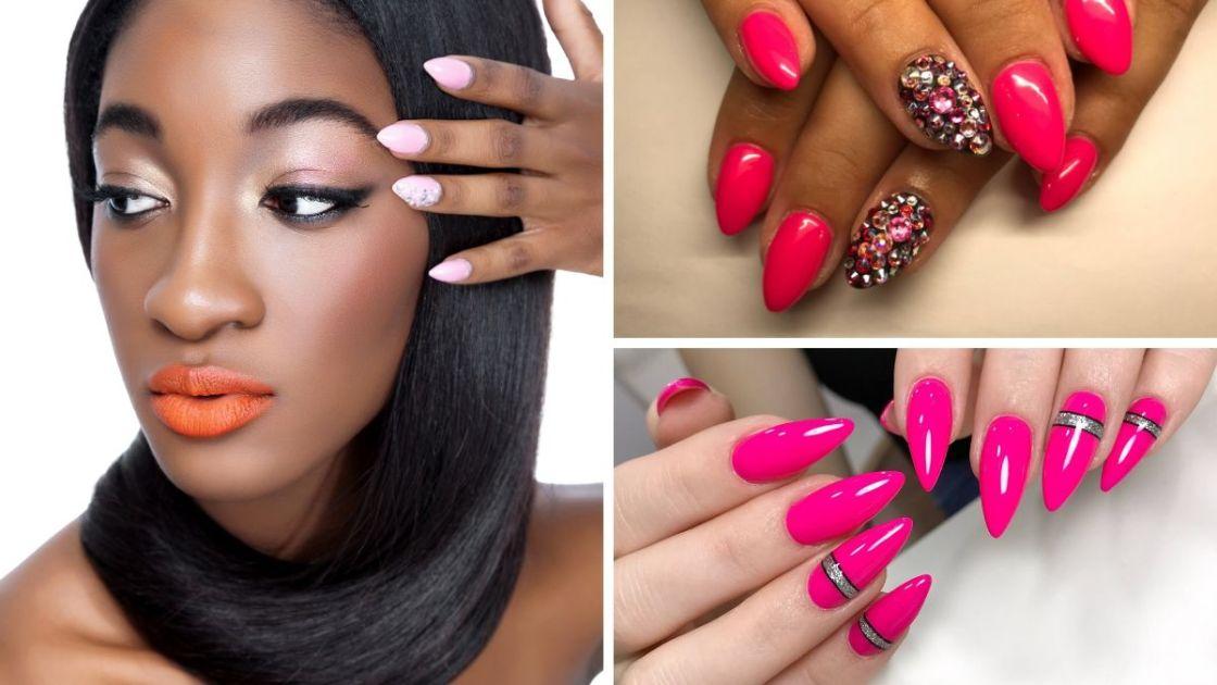 Nail art para noivas - [Foto 1 - Canva] [Fotos 2 e 3: shutterstock]