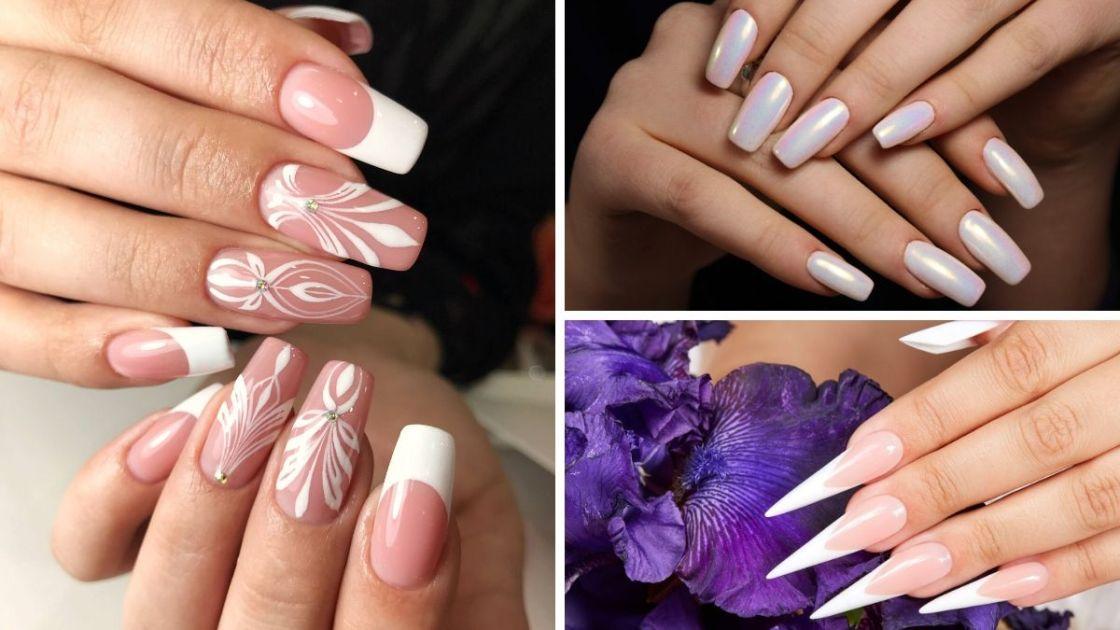 Francesinha com nail art para noivas - [Fotos: shutterstock]