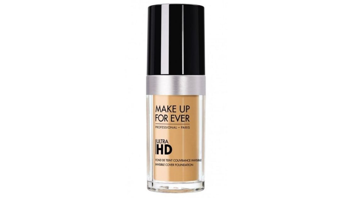 Base Ultra HD Invisible Cover Make Up Forever: definição 4k