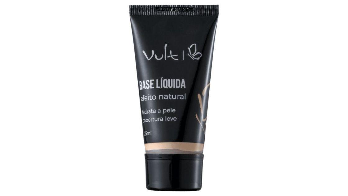Base Vult - Efeito Matte é uma das melhores bases liquidas do mercado