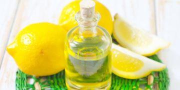 Óleo essencial de limão - [Foto: Canva]